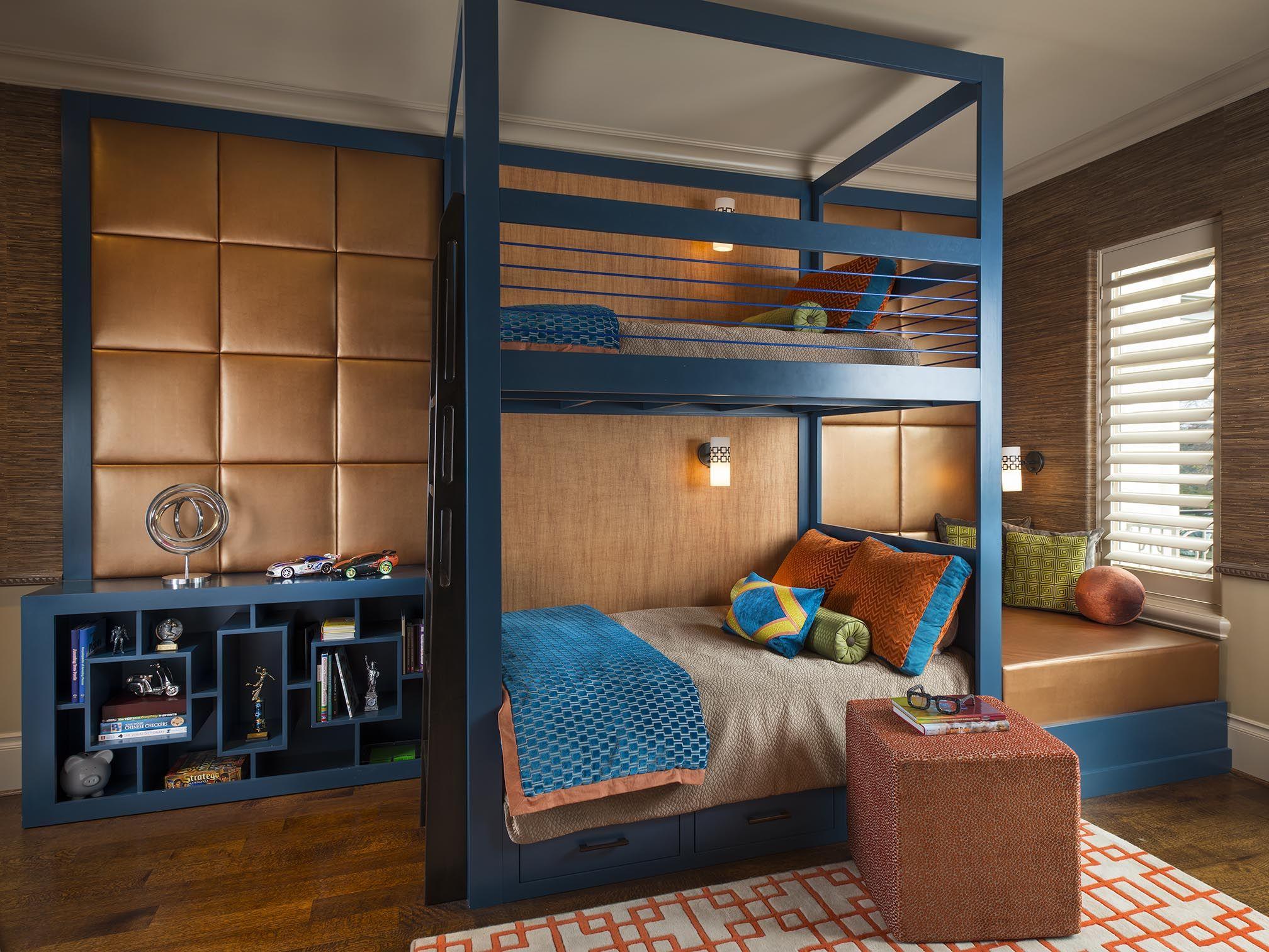 Best Kids Room Bunk Beds Design Interiors 400 x 300