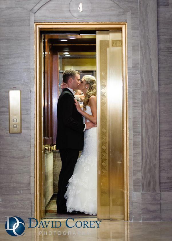 wedding picture locations akron ohio%0A The Renaissance Hotel  Cleveland Ohio Wedding  David Corey Photography
