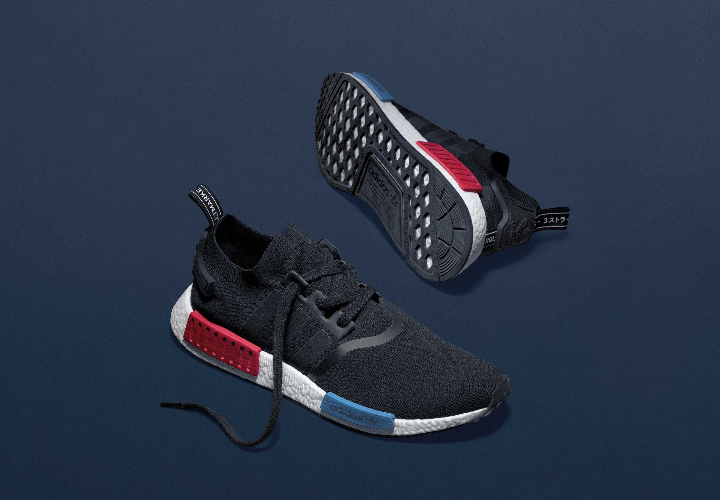 The First Ever Adidas Nmd R1 Colorway Is Set To Return Adidas Nmd Black Adidas Nmd Adidas Originals Nmd
