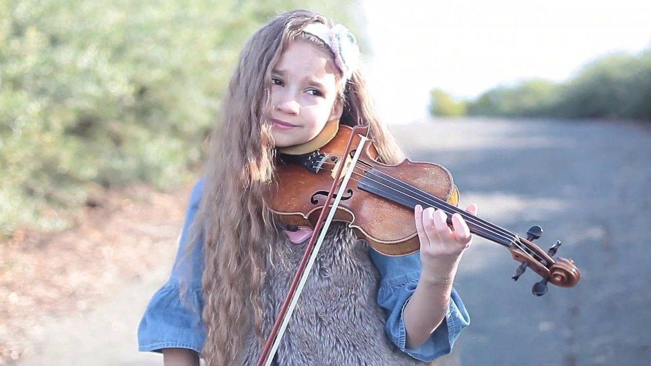 Secrets Onerepublic Violin Cover Karolina Protsenko Youtube Violin One Republic Little Girl Outfits
