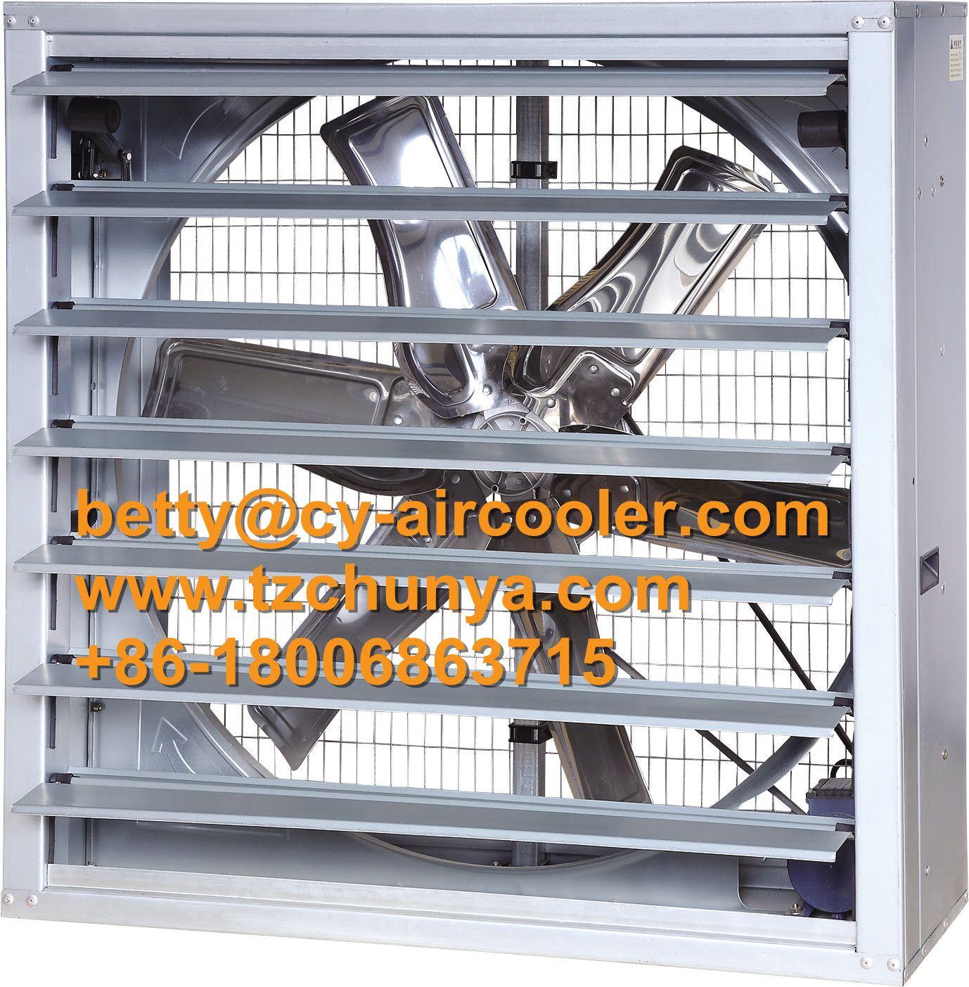30000 CMH High Effective Large Evaporative Air Cooler