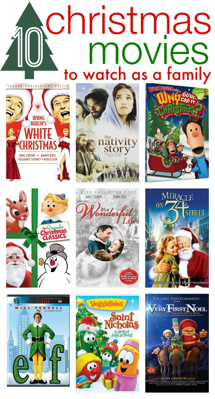 The Best Christmas Movies for All Ages | Movie, Check and ...