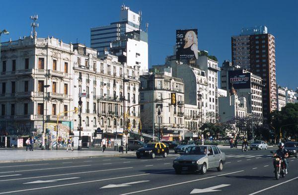 Buenos Aires, stolica Argentyny