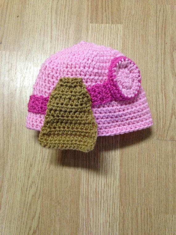 f1b0d38adf0 Skye Paw Patrol Crochet Hat