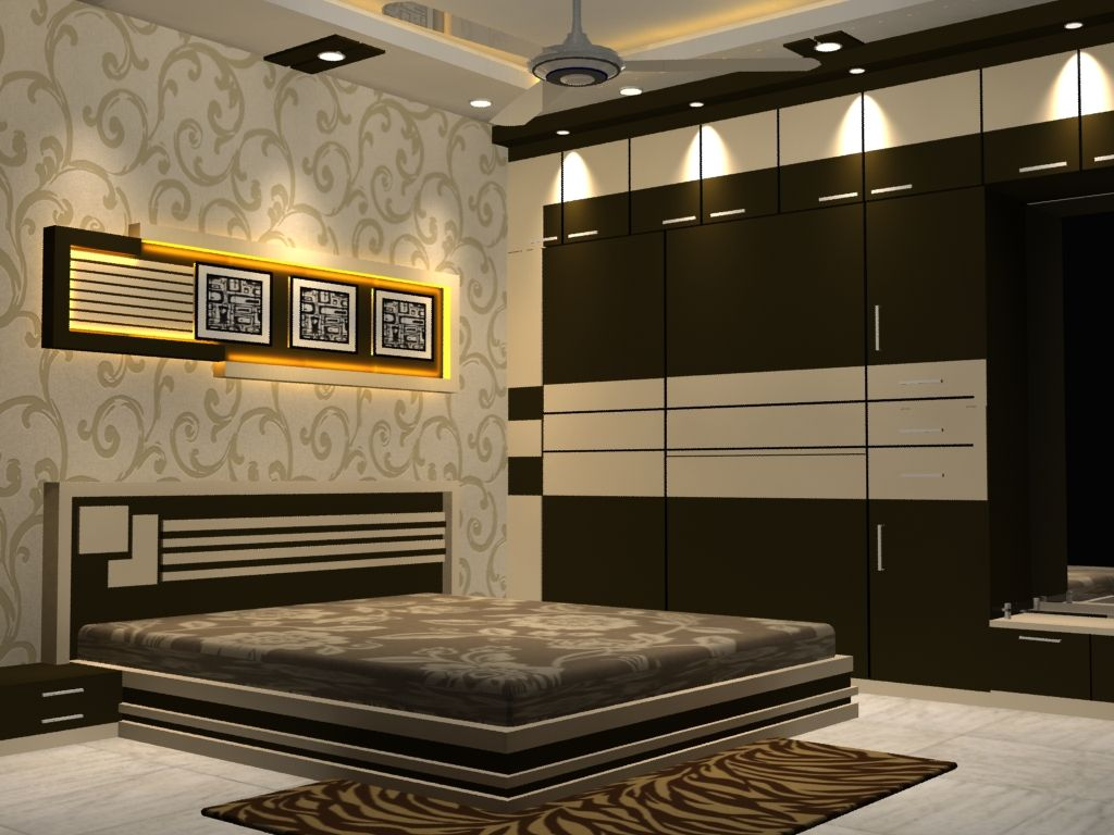 Interior Designing And Planning Modern Bedroom Interior Luxury Bedroom Design Bedroom Furniture Design