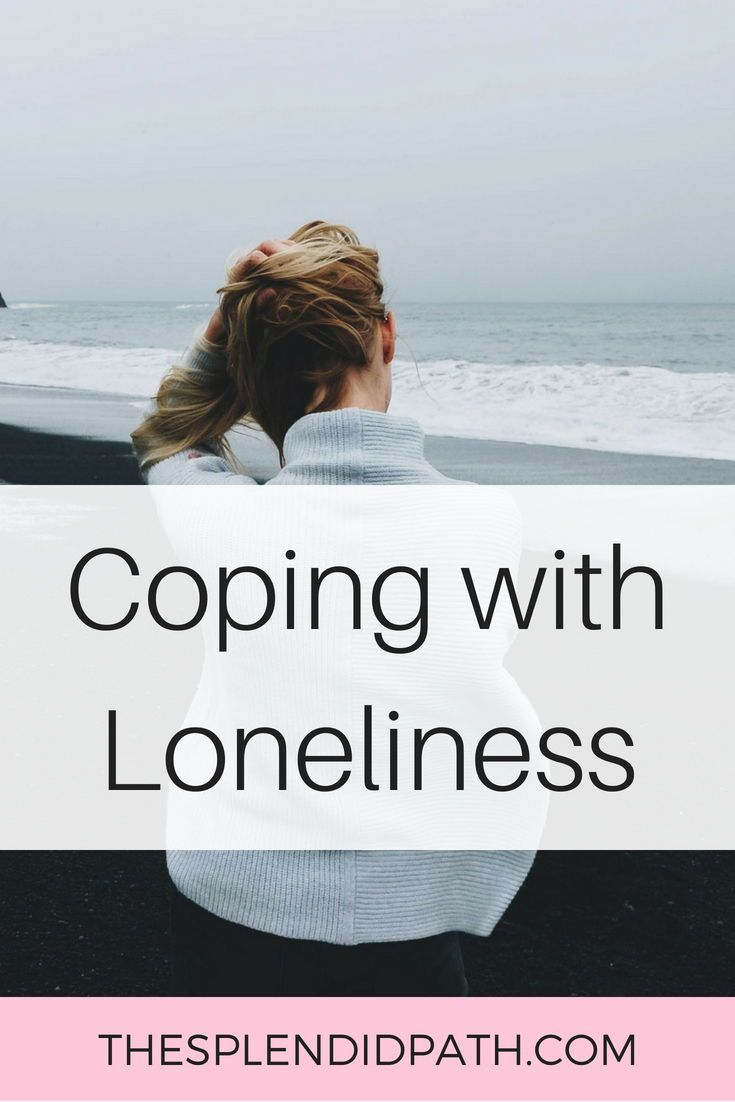 Divorce and loneliness