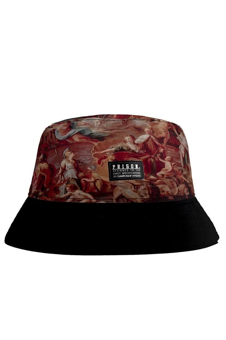 8c0bdc32bf87d Chapéu Bucket Hat Swag Grafitte Prison
