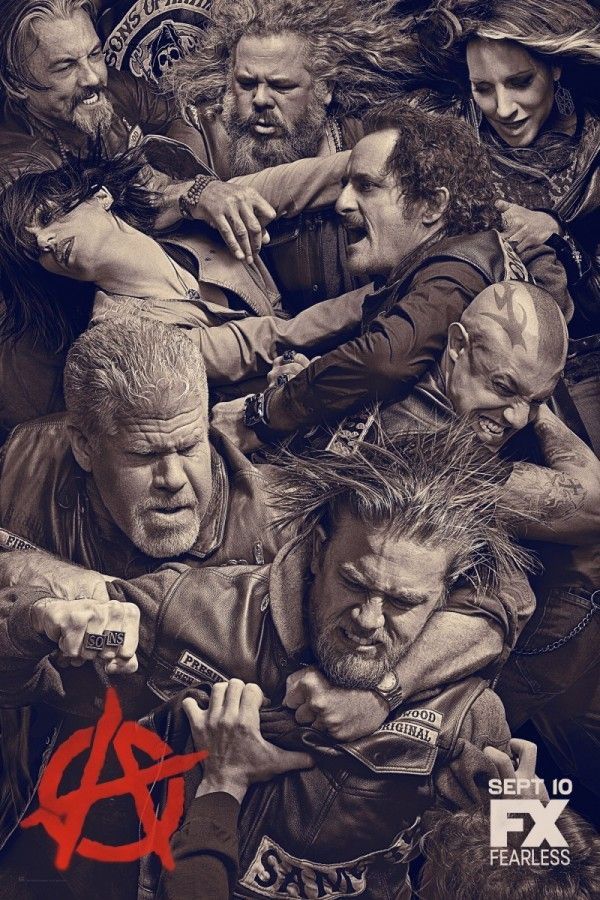 Sons of Anarchy - I need this show (and Jax) back in my life. When does the new season start again?!
