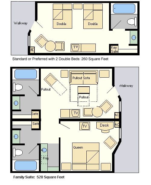 All Star Music Resort Room Layouts 186 O 186 Disney S All Star