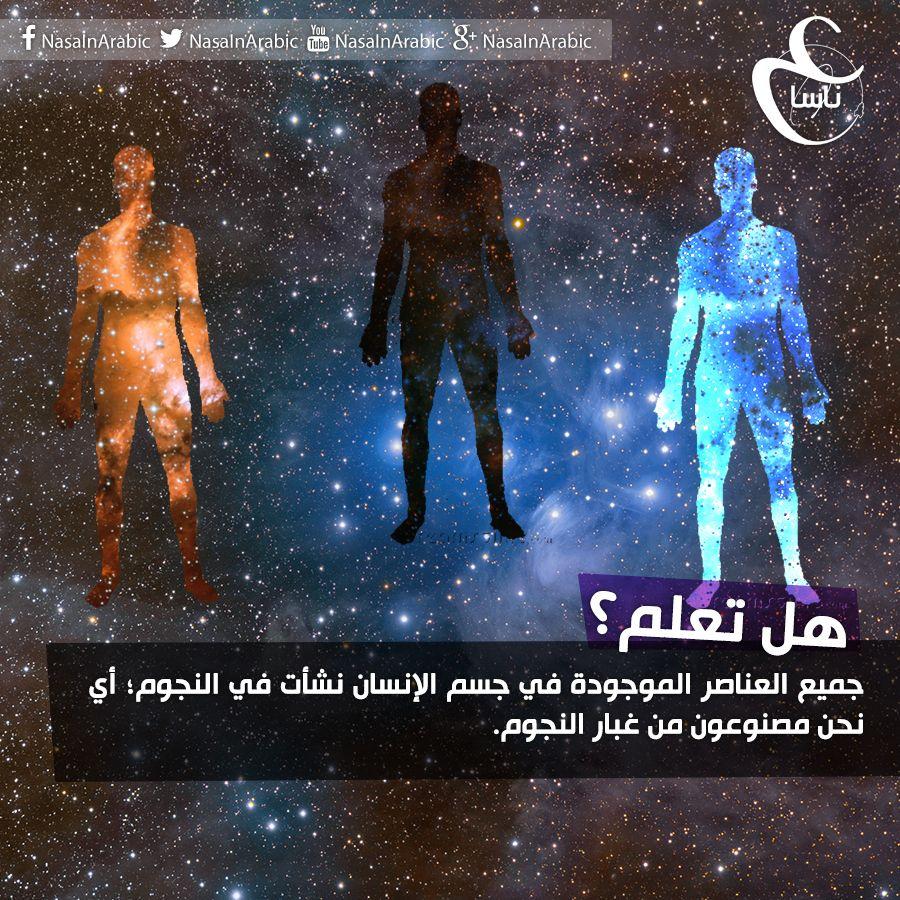 نحن مصنوعون من غبار النجوم تعديل الصورة عدنان الناصيري للمزيد Https Www Facebook Com Nasainarabic Arabic Quotes Movie Posters Science