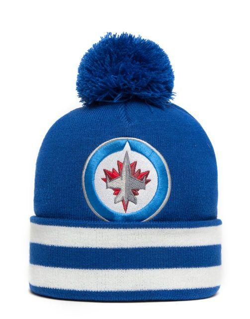 e09f3155a72 Mitchell   Ness NHL Winnipeg Jets Bobble Hat - JD Sports