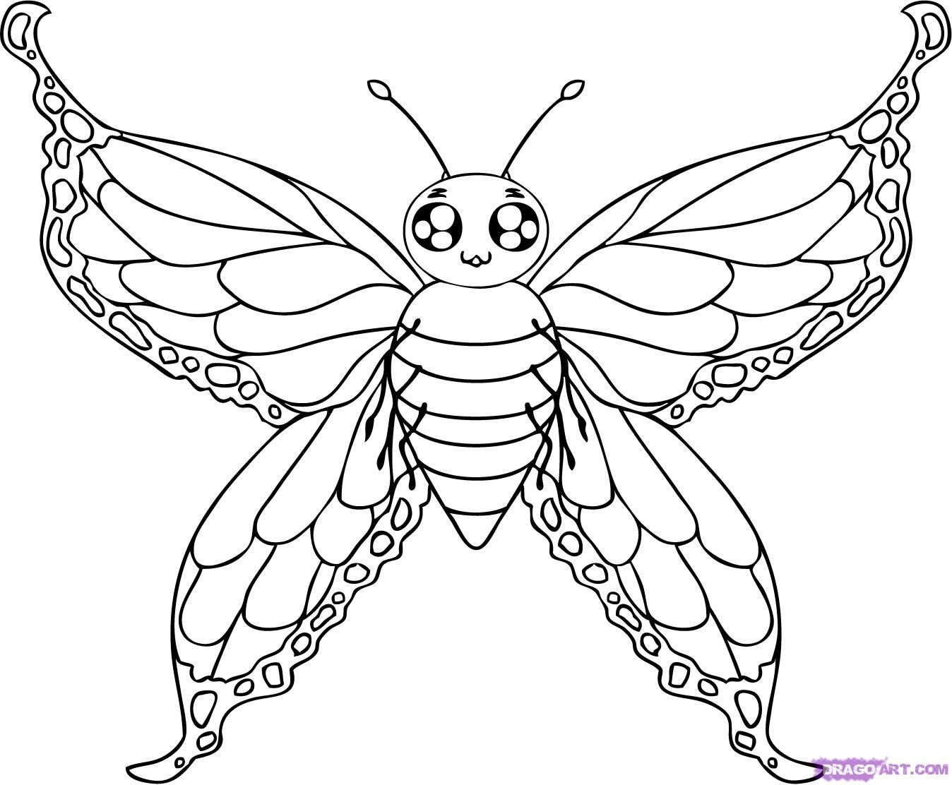 Butterfly coloring pages on pinterest - Butterfly Coloring Pages Printable Coloring Pages Sheets For Kids Get The Latest Free Butterfly Coloring Pages Images Favorite Coloring Pages To Print