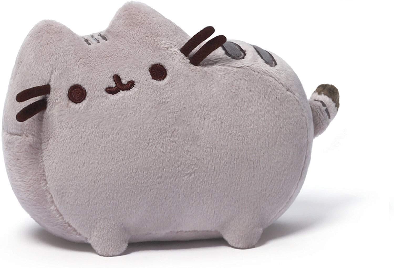 Pusheen The Cat 6 Plush Grey Pusheen Plush Pusheen Cat Cat Plush