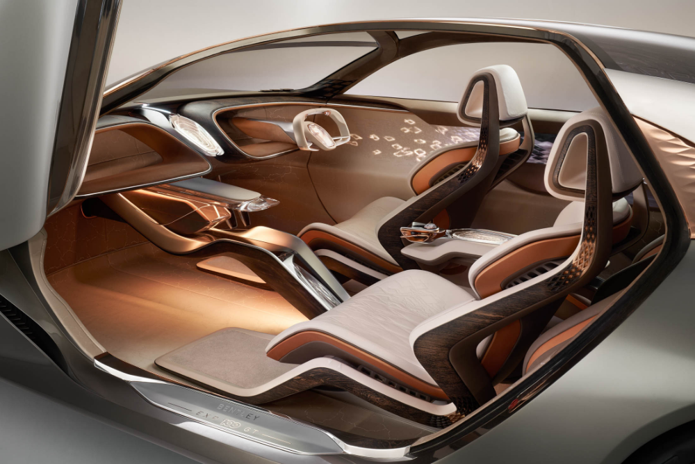 Bentley's Car of the Future Is So Luxurious, It'sSelf-Chauffeured