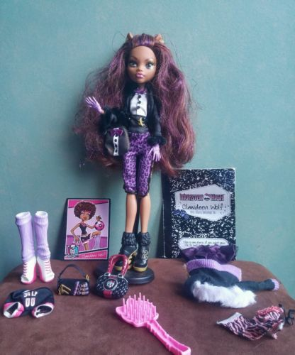 Monster high doll clawdeen wolf https://t.co/9OxdGC8PAn https://t.co/EKYYsD3Miy