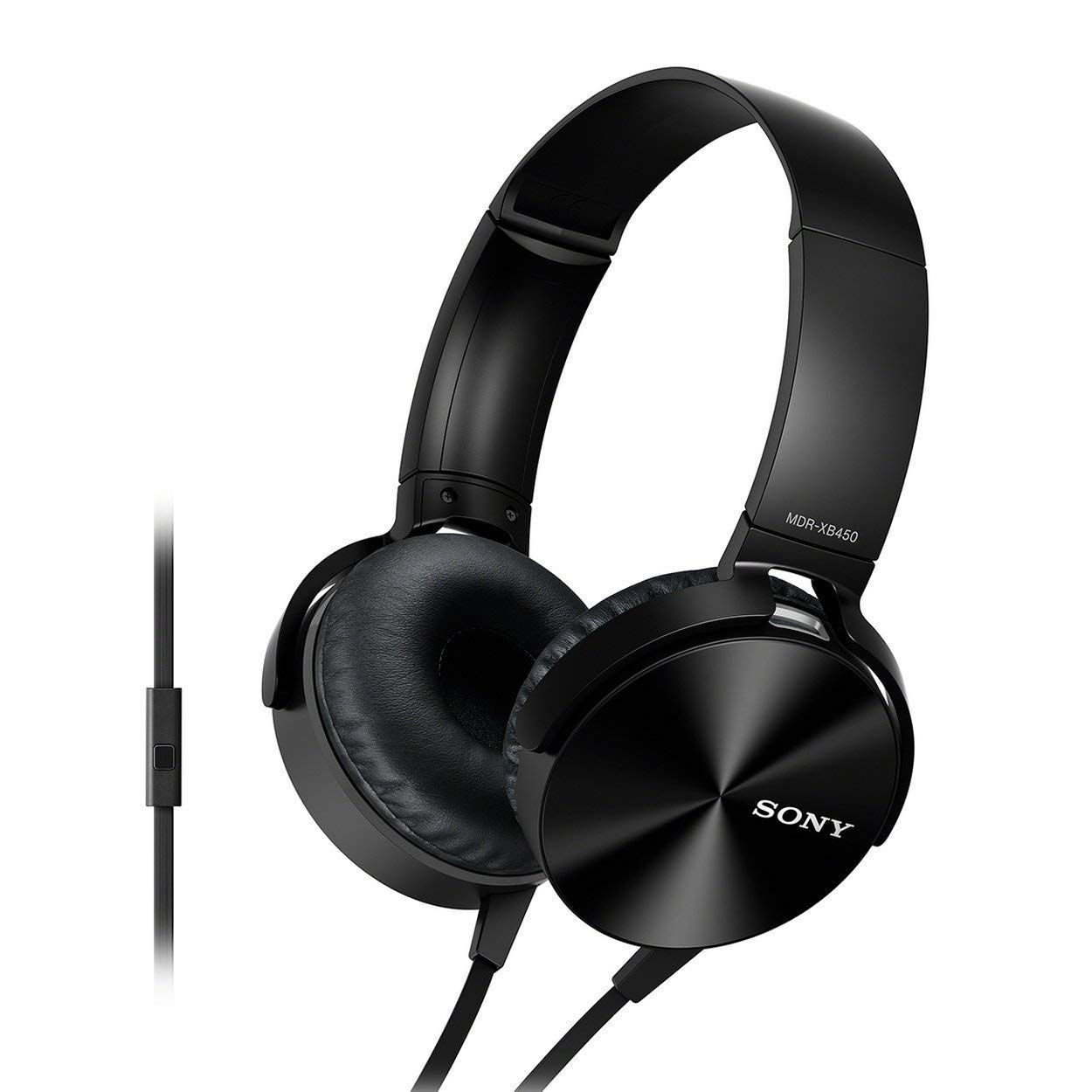 Sony Extra Bass Mdr Xb450ap On Ear Headphones With Mic Amazon In Computers Accessories Dealofthetoday Bass Headphones Sony Headphones In Ear Headphones