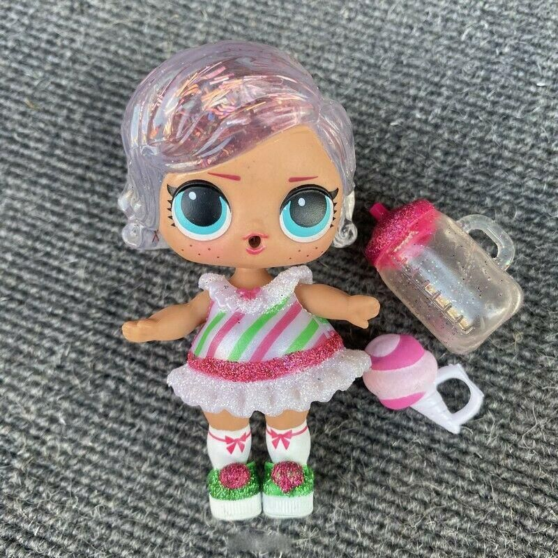LOL SURPRISE GLITTER GLOBE WINTER DISCO DREAMIN BB doll  Toy gift