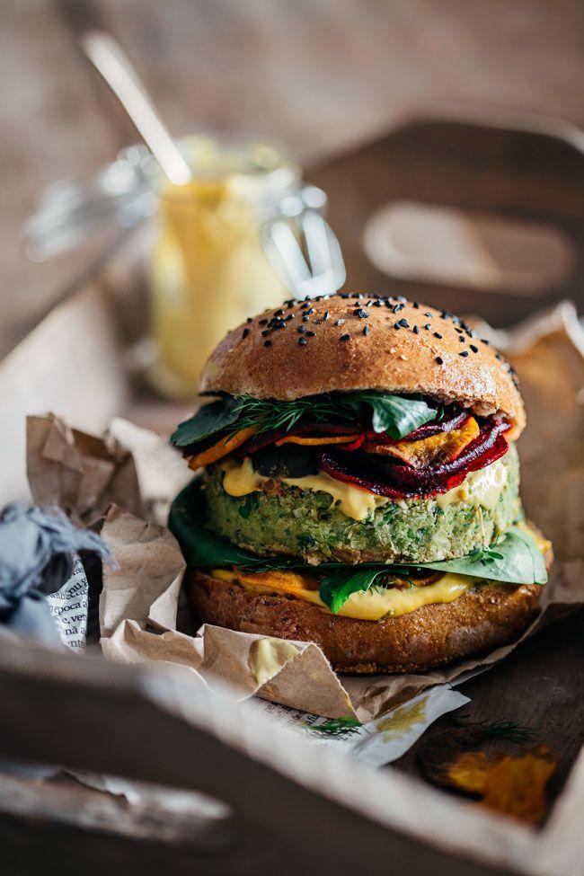 monster vegan burger by ellie goulding and jamie oliver recipe vegan burgers ellie goulding. Black Bedroom Furniture Sets. Home Design Ideas