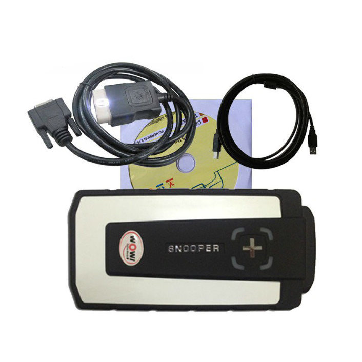 Newest WOW Snooper With Bluetooth Diagnostic tool #wowsnooper