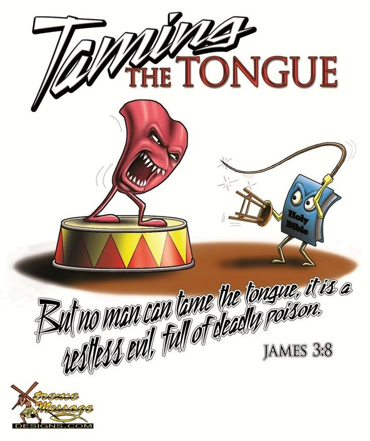 Daily Wisdom: the Power of the Tongue (Words) | Bible ...