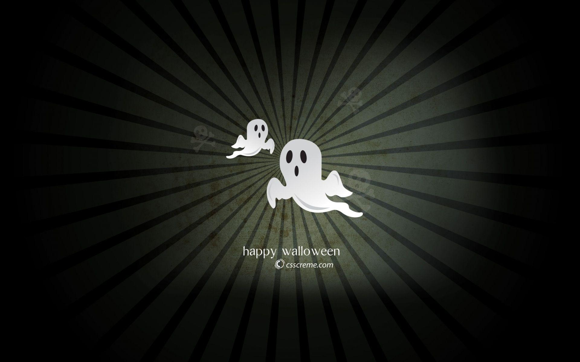 Caspers Halloween Desktop Wallpaper Free Halloween Wallpaper