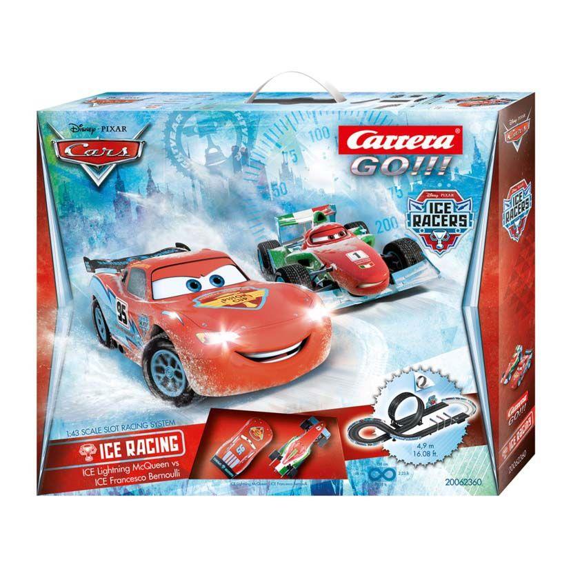 Pin on Disney pixar cars carrera go mcqueen and francesco