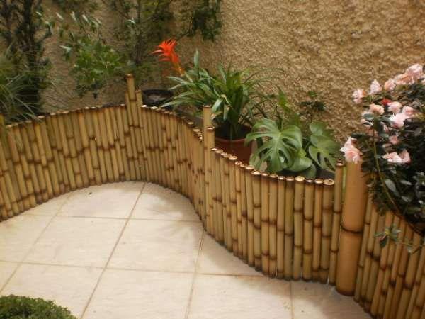 Cerca de bambu cercas pinterest cerca de bamb for Cerca b b