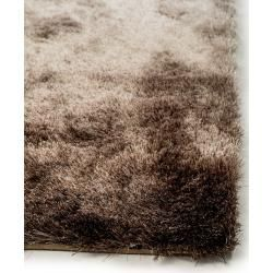 Photo of Reduced, shaggy carpets benuta Essentials shaggy carpet Whisper Brown / …
