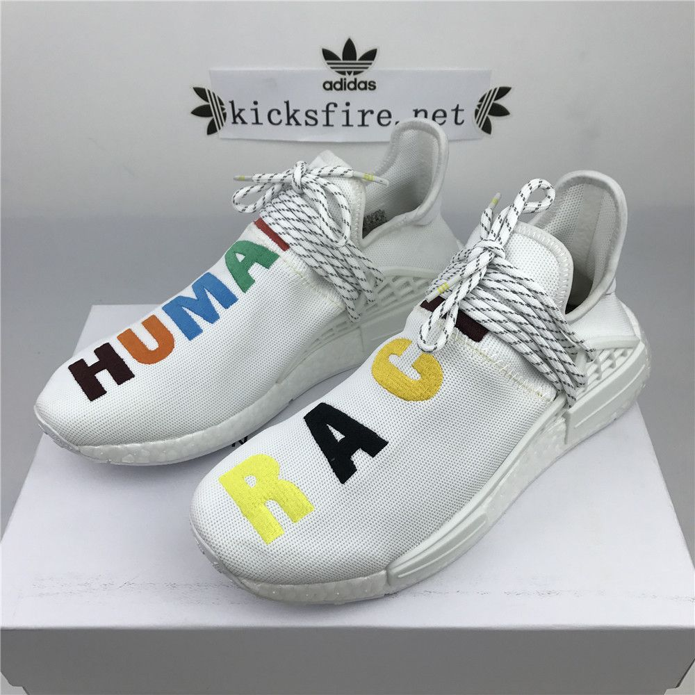 newest 06bea b652c Adidas NMD Pharrell Williams Human Race Birthday From ...