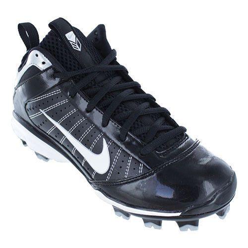 Nike Diamond Elite MCS BG Baseball Cleats Kids 415174-012