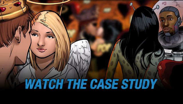 AXE Anarchy: The Graphic Novel – Case Study by Razorfish NYC