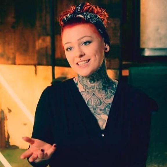 Lou Hopper Is Stunning Beautiful Stunning Tattoos: Tattoo Fixers Lou #fav