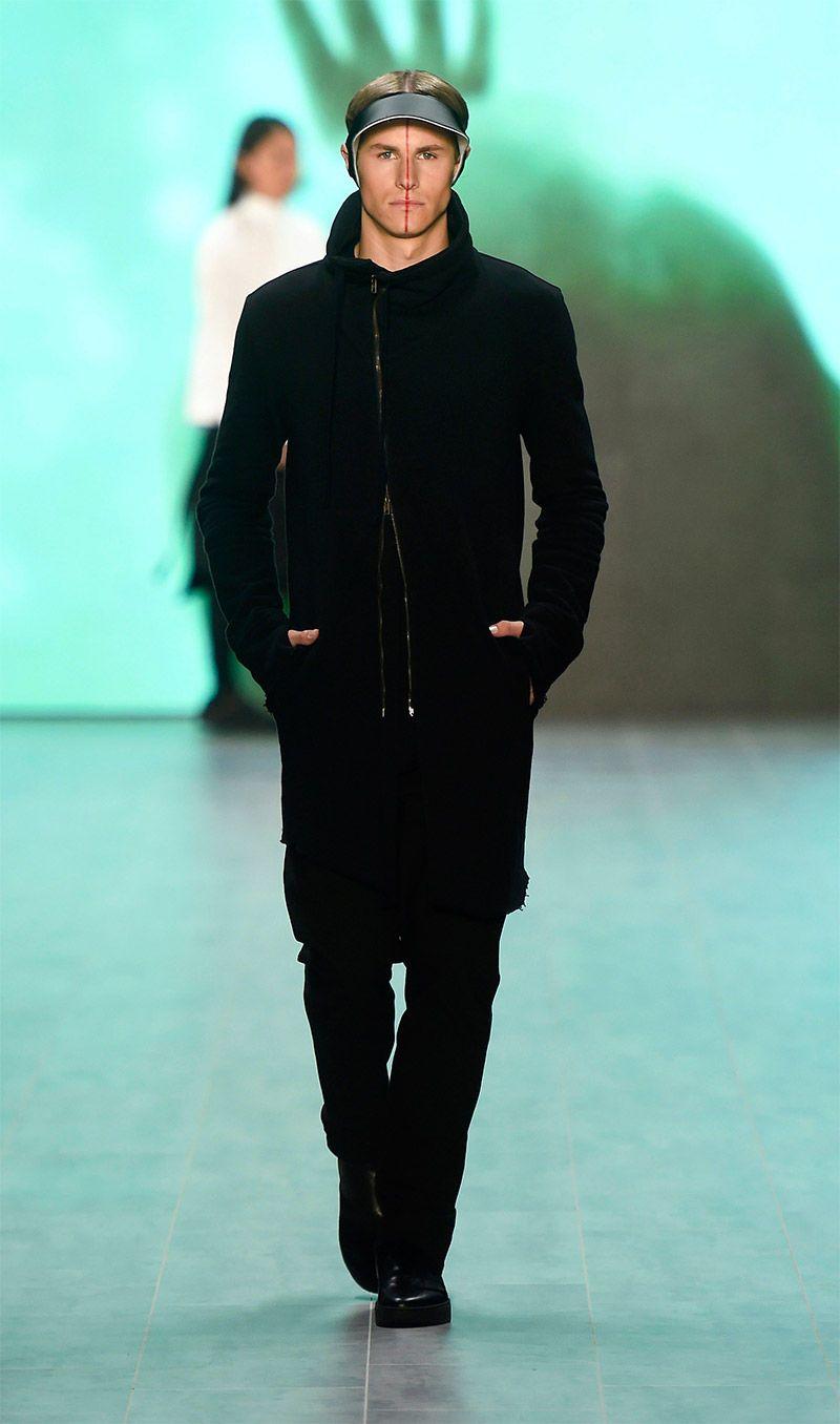 Vladimir Stanek runway presentation for Spring/Summer 2015