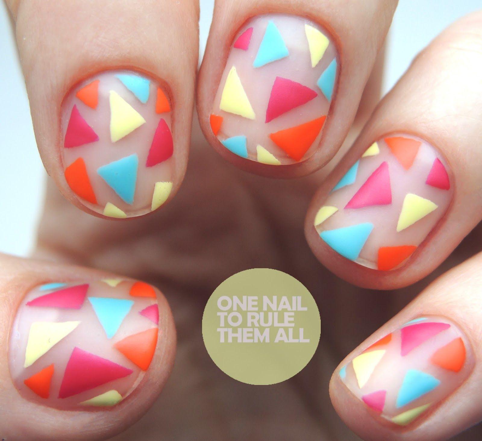 Award Winning British Nail Art Blog Nail Art To Try Pinterest