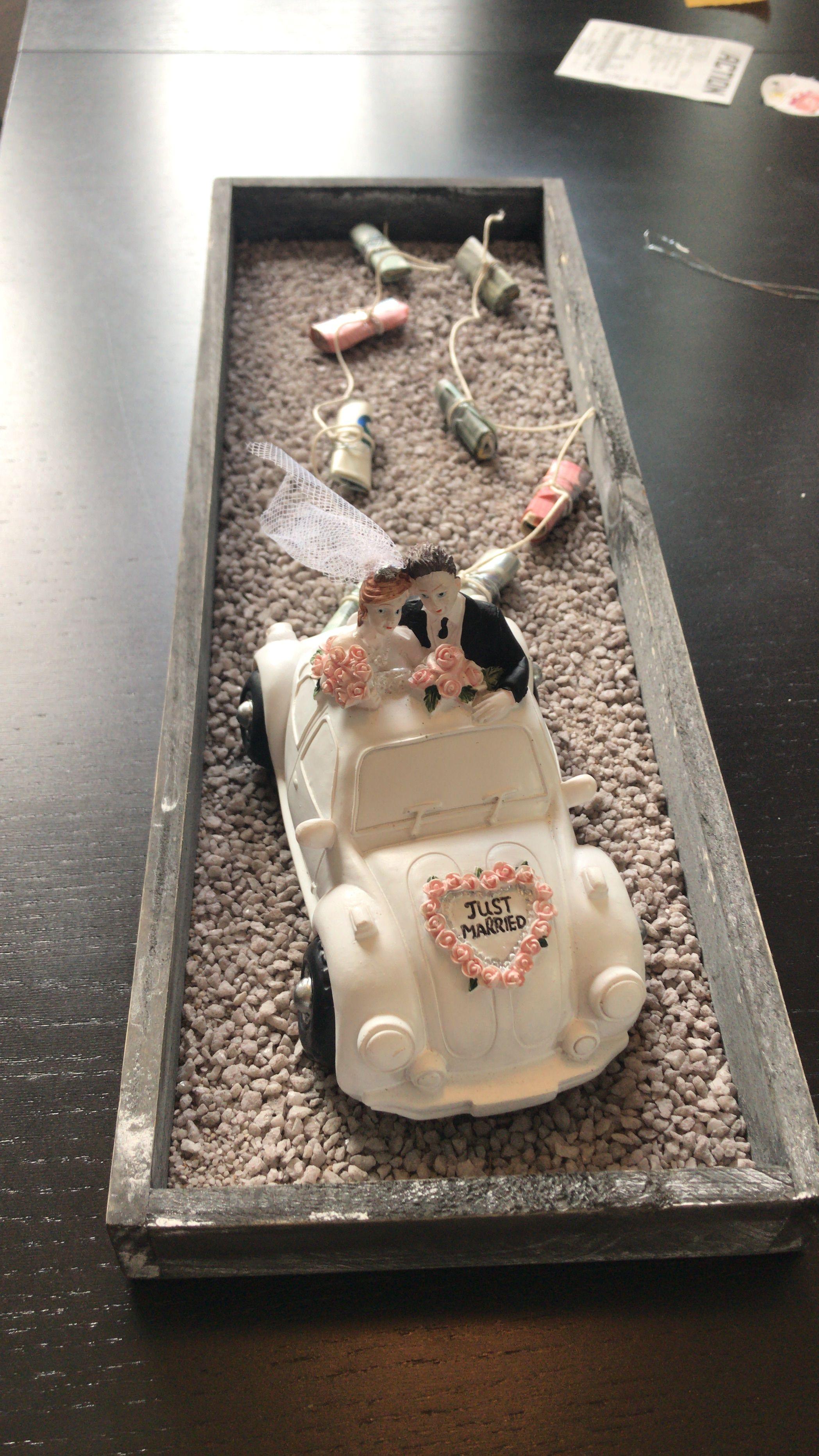 Hochzeitsgeschenk Auto