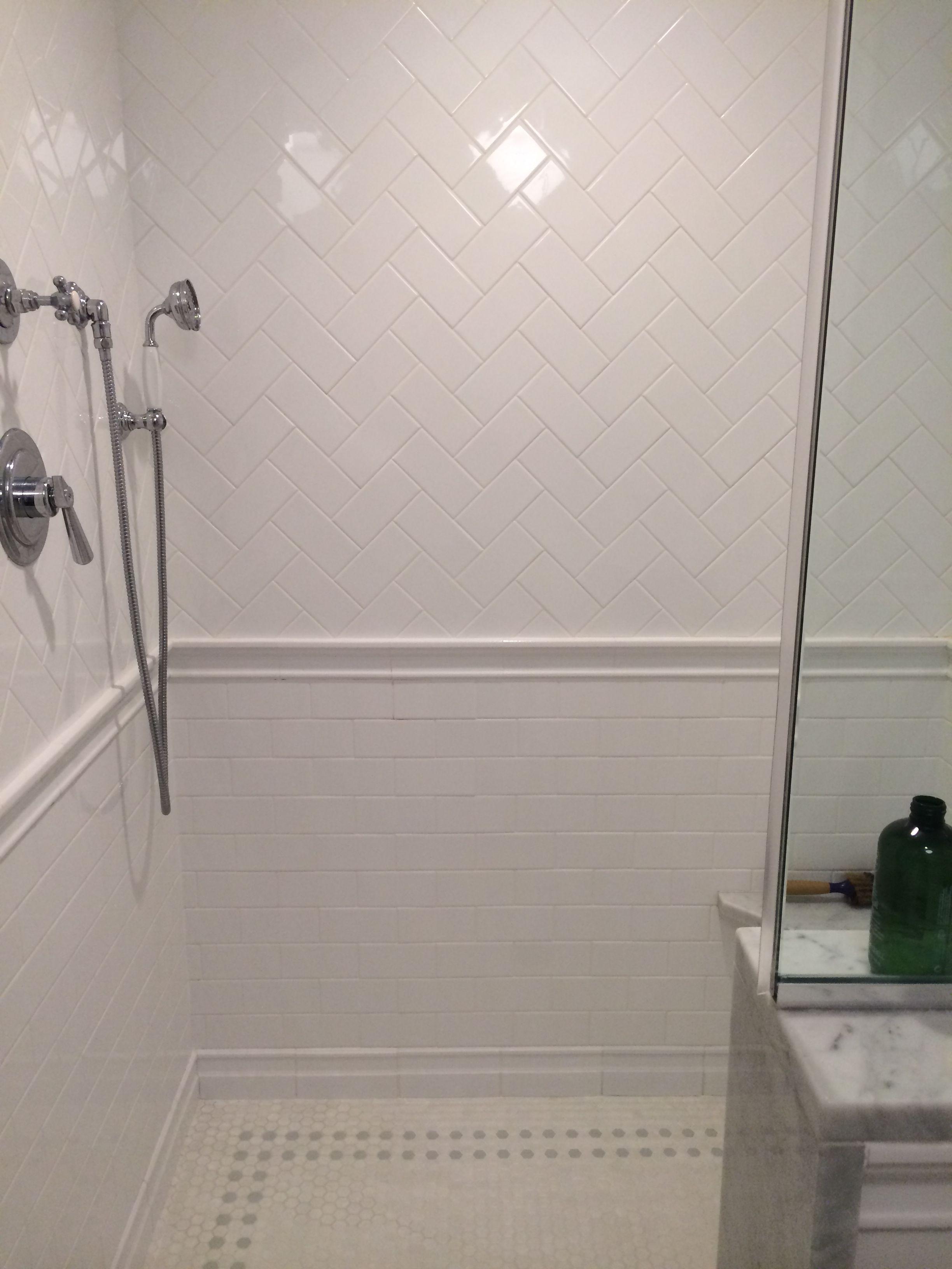 100 Shower Tile Patterns Bathtubs Chic Bath