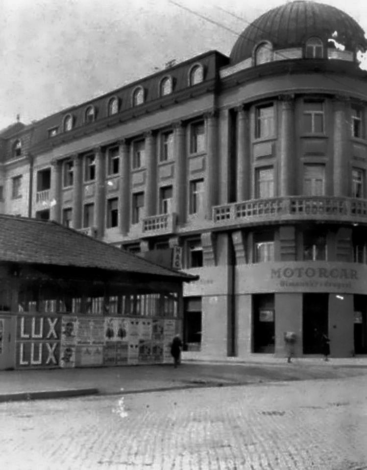 Zagreb 1924 Marticeva Tomasiceva Zagreb Croatia Zagreb Croatia