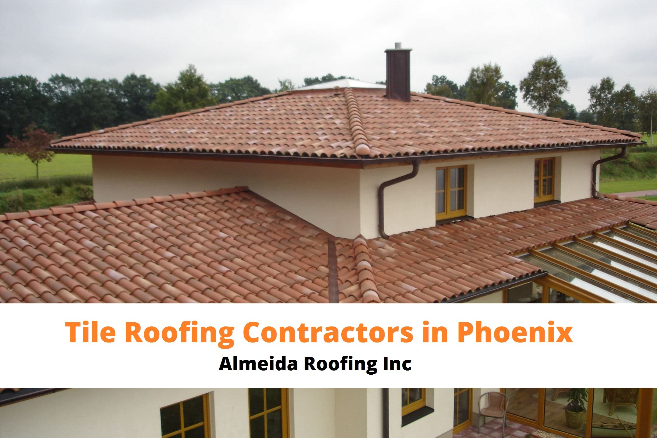 #AlmeidaRoofing Provides Professional #Tile #Roofing #contractor In #Phoenix  For Your Home