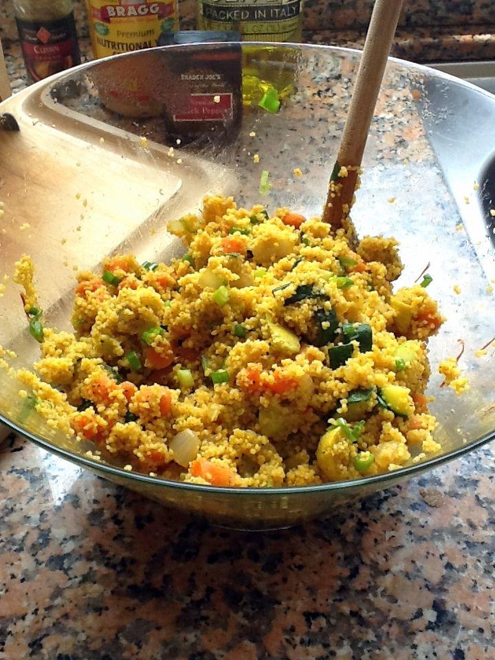 Butternut Squash Soup Ina Garten moroccan couscous – fabulous recipe from barefoot in parisina