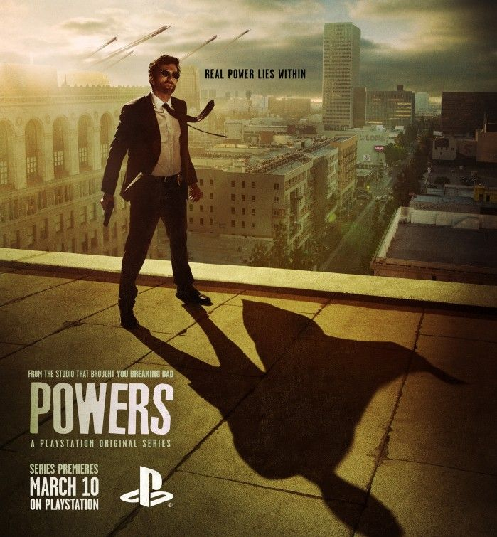 Click to View Extra Large Poster Image for Powers