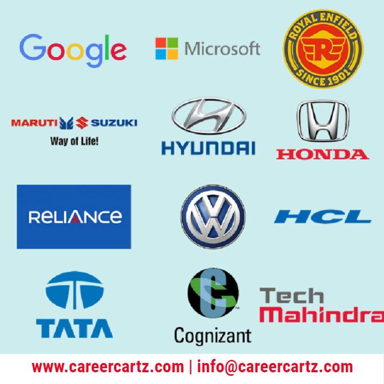 Check top companies jobs in #Bangalore, #Delhi, #Chennai