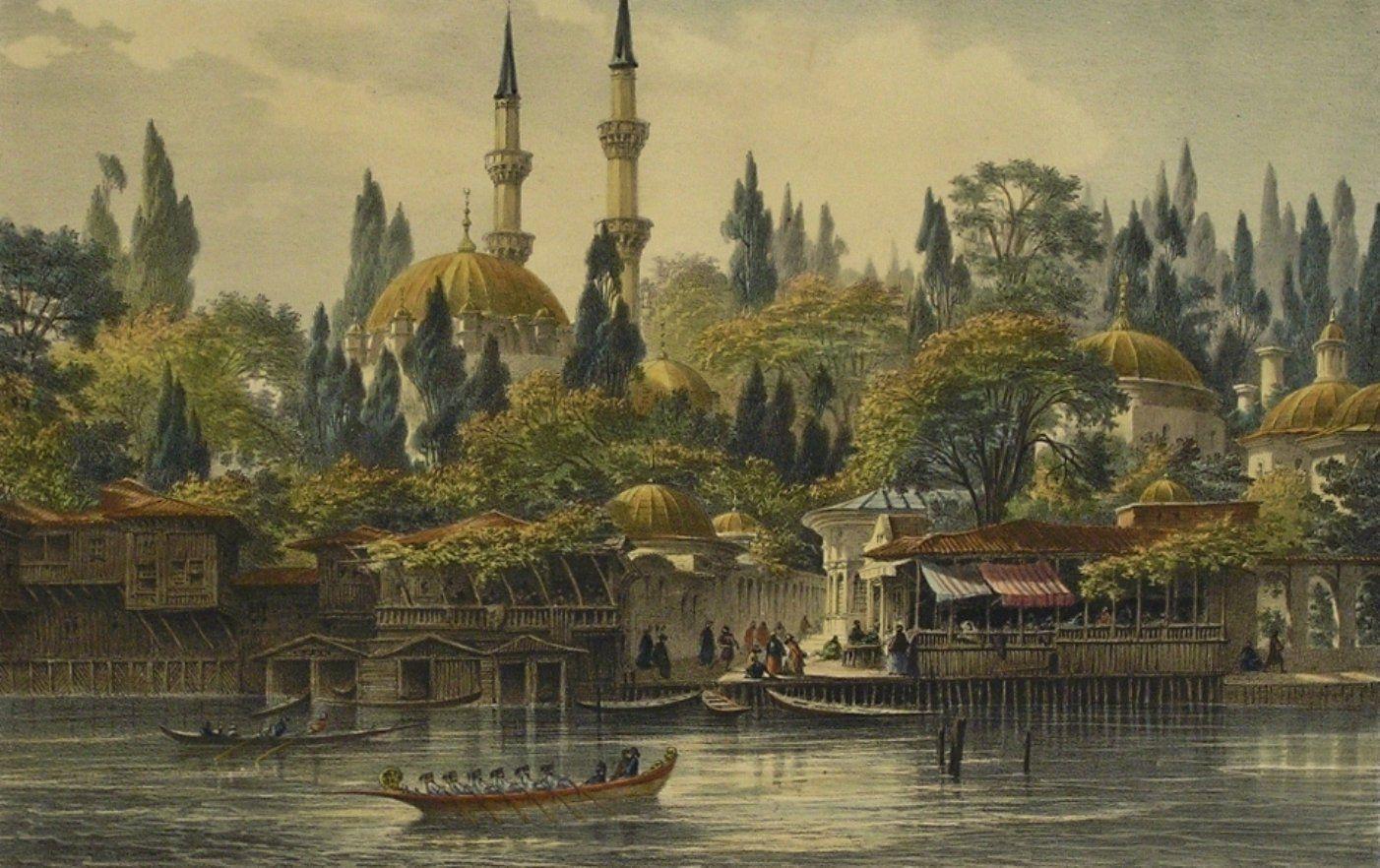 константинополь открытки 19 века вітання пасхою