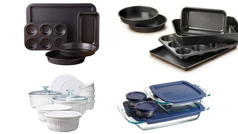 Best Bakeware Set Reviews 2020 Top 5 Recommended Bakeware