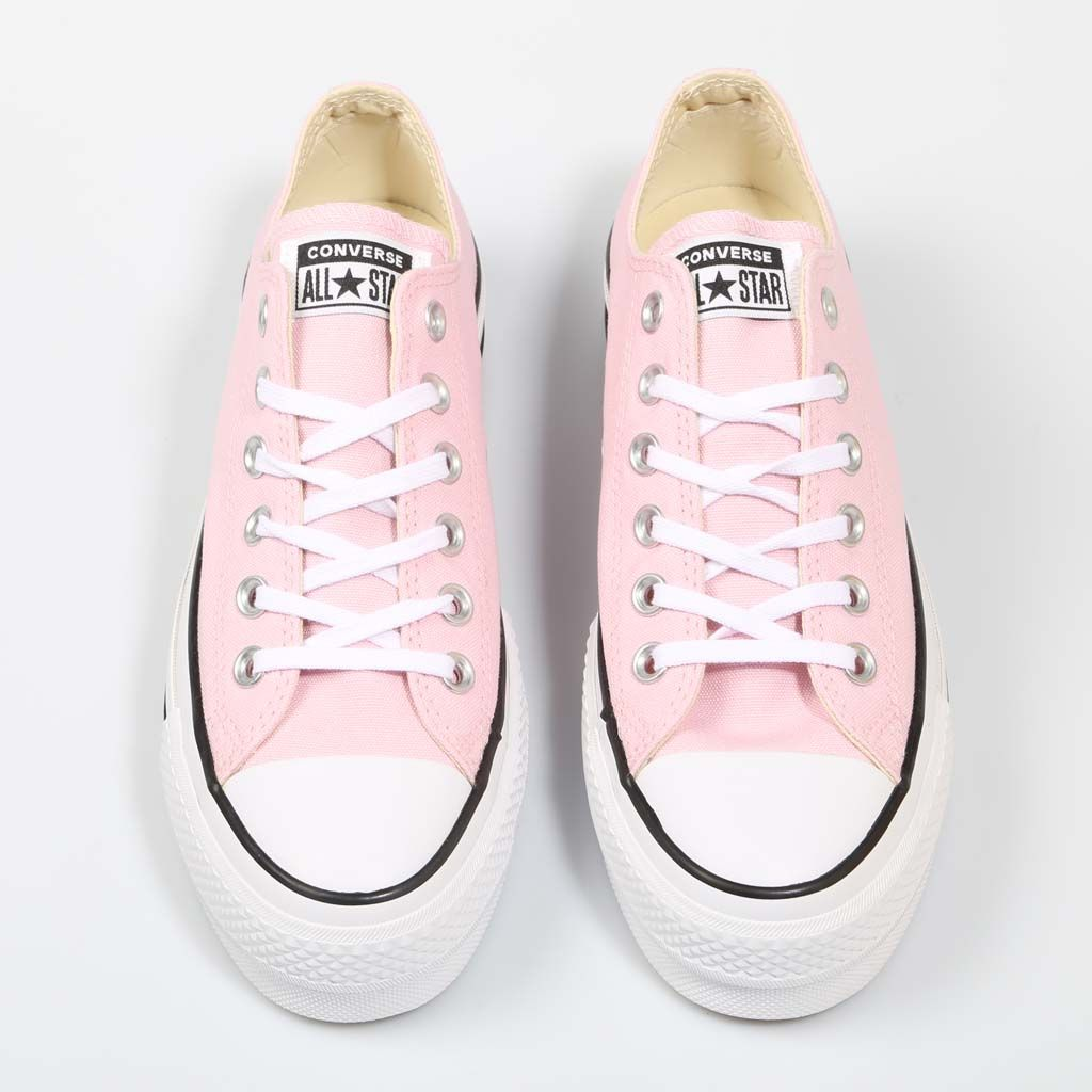 zapatillas converse mujer rosa palo