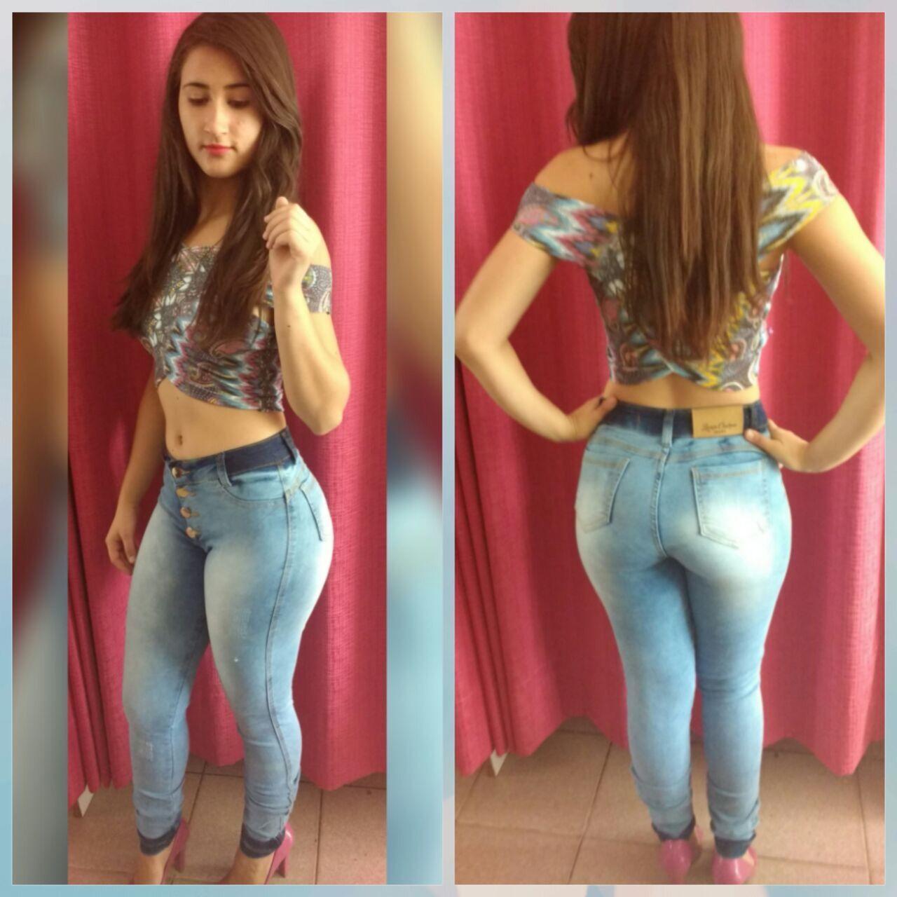 Pin En Lucero Jeans