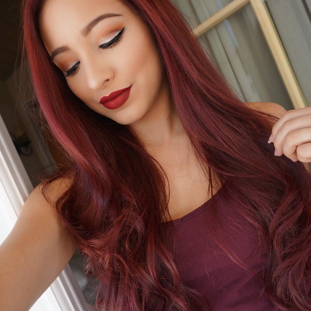 Pin By Loral Paris On Red Locks Pinterest Hair Coloring Hair