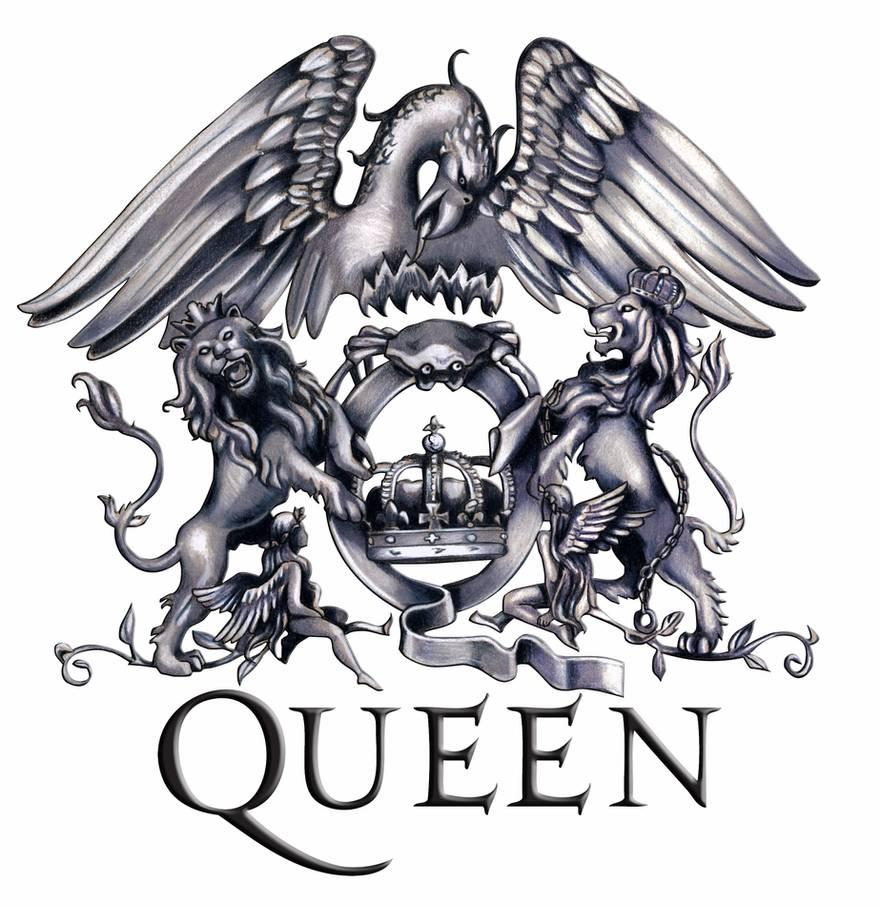 Queen Logo By Redwarrior3 On Deviantart Band Musicali Artisti Musicali Tatuaggi Musica