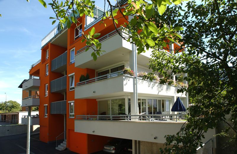 Wohnhaus Höttinger Au #architecture