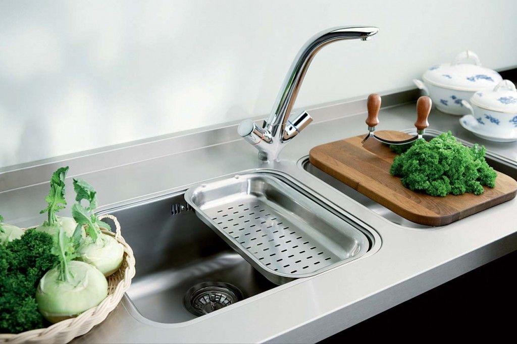 La Cucina Alessi by Oras kitchen faucet | Kitchen Milieus ...