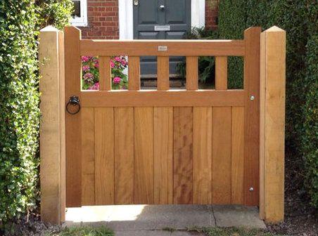 Charming Kent Garden Gates